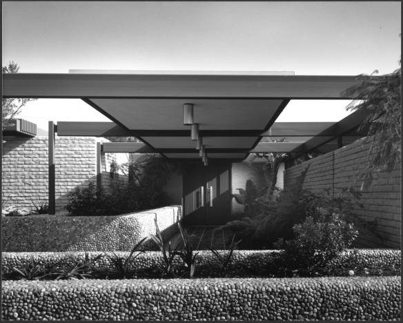 "AISI ""Style in Steel Home"", Buena Park, 1967 ~ Wexler, Donald, Architect"