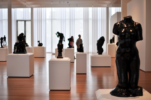 Rodin Indoor Gallery