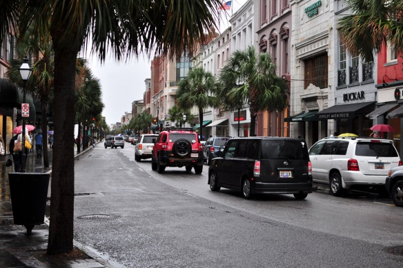 Charleston's downtown