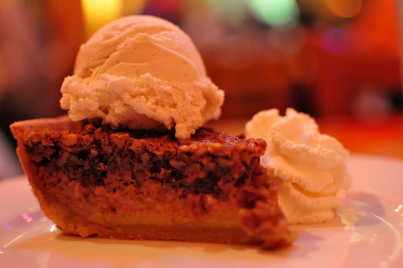 It was the season for Pecan Pie