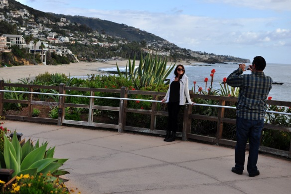 Photo Shoot at Treasure Island Park, Laguna Beach
