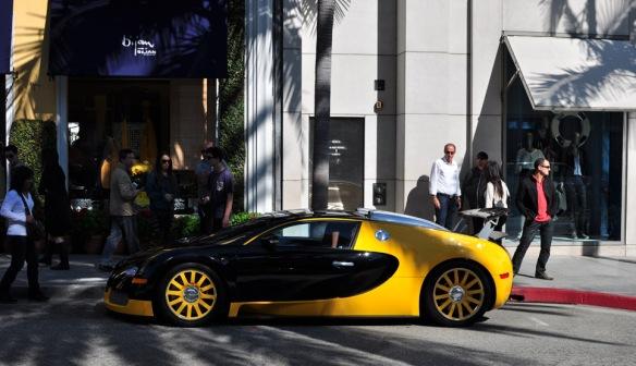 Bijan's Bugatti