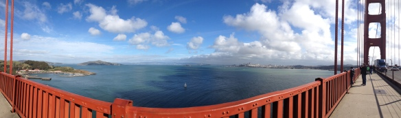 Panorama via iphone