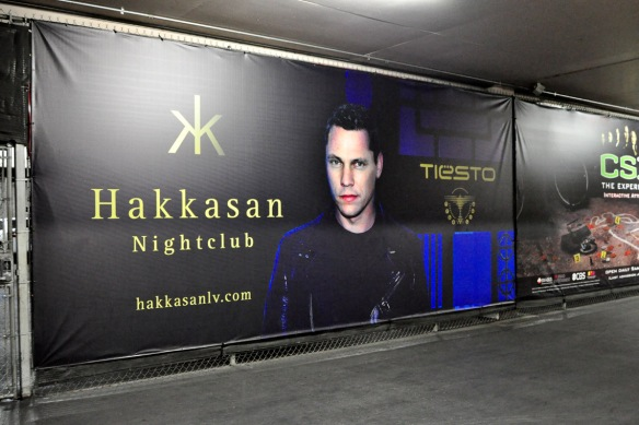 The growing electro music scene has led to DJ residencies like Tiesto at MGM Grand's Hakkasan