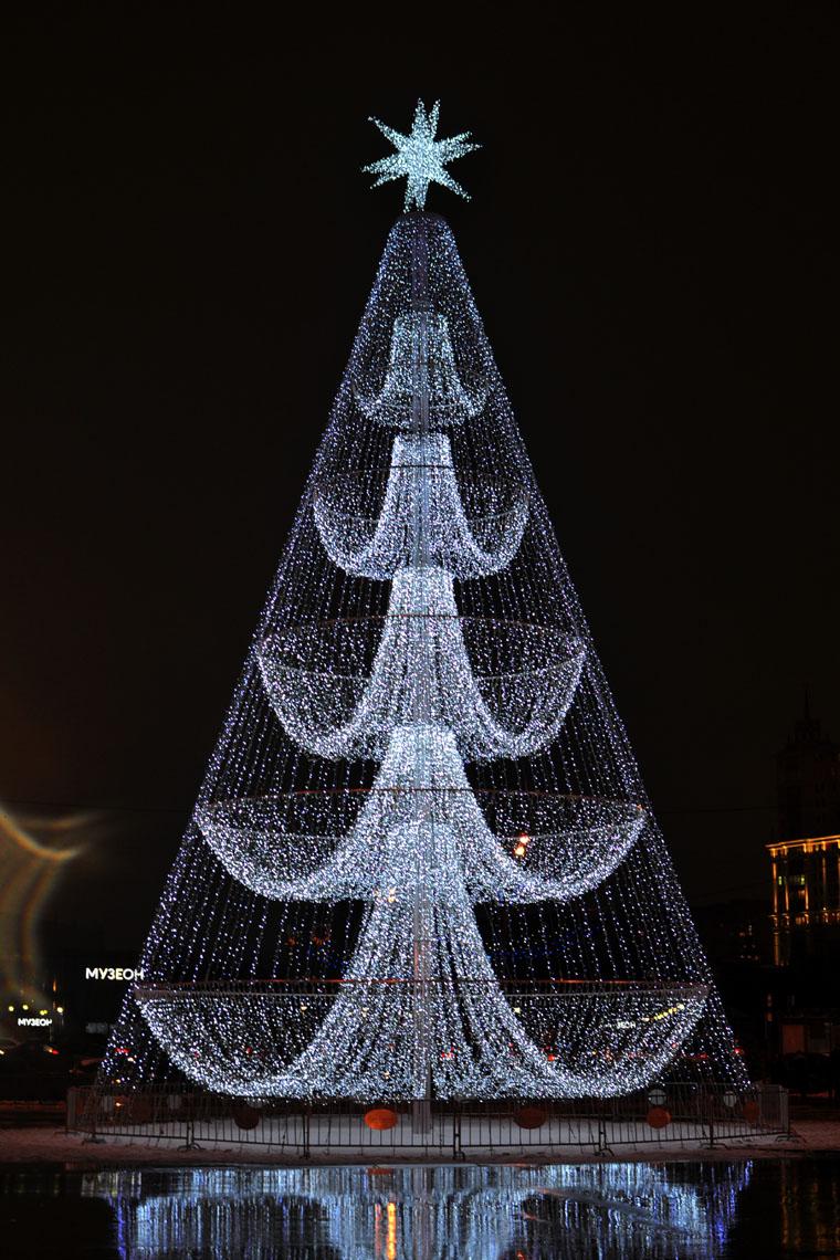 Festive Moscow And Dubai Merry Christmas Marina Chetner