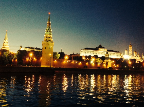 Moscow River