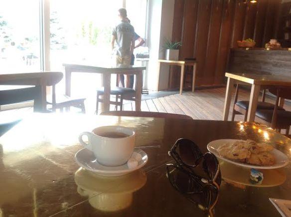 Cafe at Garage