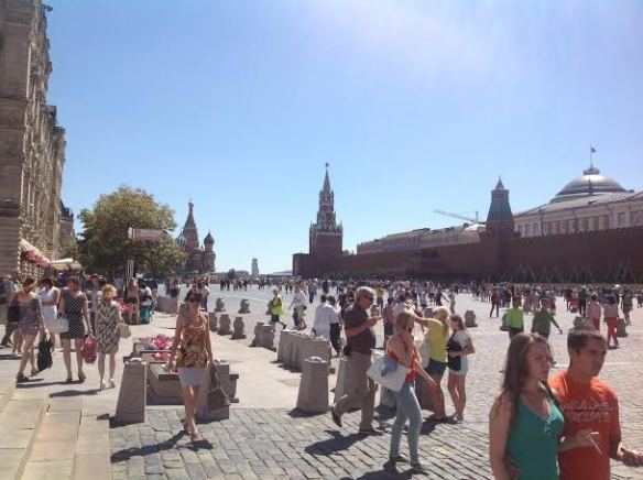 Red Square x 2