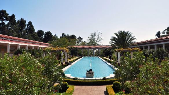 The Getty Villa Malibu