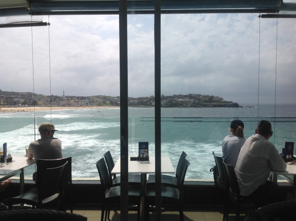 Views from Bondi RSL
